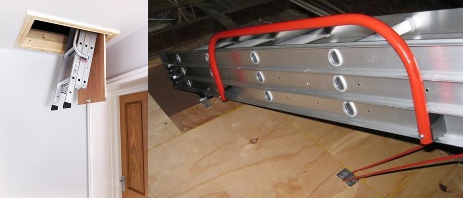 Alüminyum-Çatı-Merdiven-Modelleri