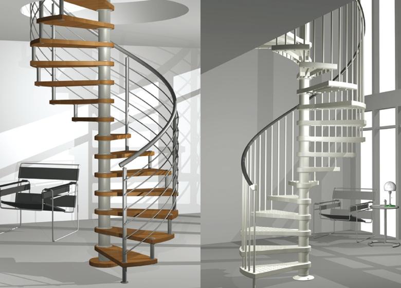 Döner-Merdivenler