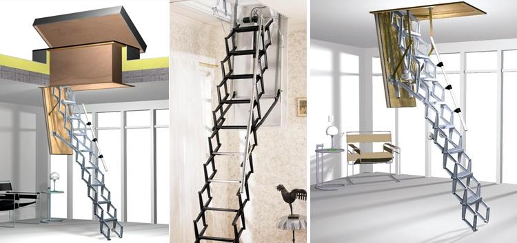 Elektrikli-Çatı-Merdiveni