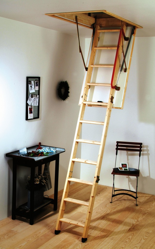 Fakro Katlanır Çatı Merdivenleri