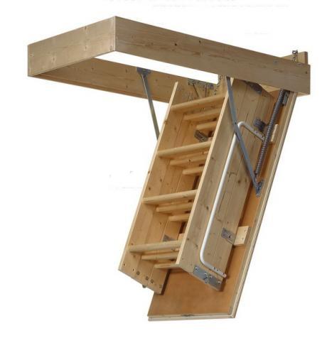 Fakro Ahşap Çatı Merdivenleri