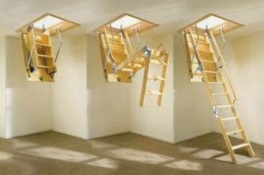 Katlanır-merdiven